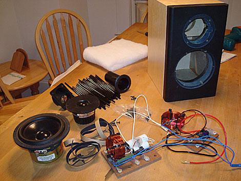 Как сделать домашнюю акустическую систему своими руками