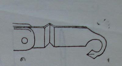 Инструмент за присаждане на кози крак