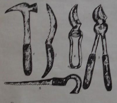 Инструменти за резитба