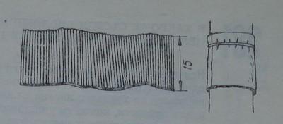 Устройство на ловен пояс от велпапе