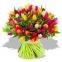 Букетите с красиви цветя и символиката им в различните култури