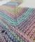 Плетене на ъгли с две игли