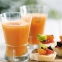 Сок от кайсии, праскови и сливи
