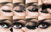 "10 гримьорски трика за постигане на ефект ""Опушени очи"""