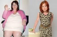 120-килограмова жена се стопи до 35. Как?