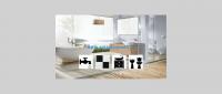 Модерно обзавеждане за баня от Gaudi DS