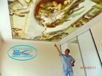 Да направим дома си по-уютен и стилен с окачен или опънат таван