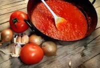 Доматеният сос неутрализира мазната храна