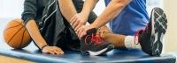 Физиотерапията от решаващо значение в спорта
