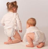 Ходене по голяма нужда на бебето