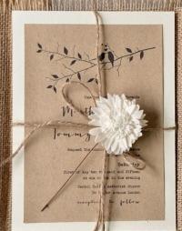 Идеи за покани за сватба