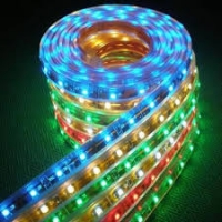 Как да поставите LED лента в кухненските шкафчета