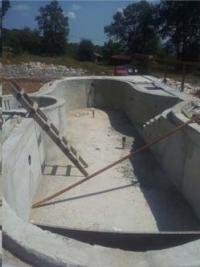 Как да построим бетонен басейн