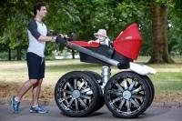 Как да се забавляваме с бебешката количка