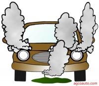 Как да спестим при прегряване на автомобила ни