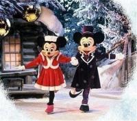 Коледа в Дисниленд Париж