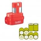 Коя е най-популярната батерия за винтоверт днес