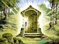 Коя е вълшебната врата?