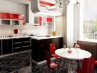 Кухнята - цветове и материали