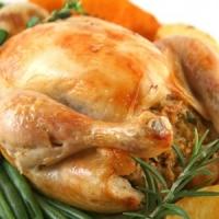 Маринована кокошка