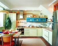 Модерен Кухненски Интериорен Дизайн