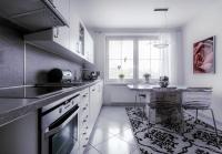 Модерна декорация в кухнята