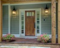 Монтиране на нова входна врата