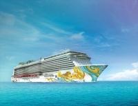 NORWEGIAN GETAWAY - най-новият круизен кораб на 2014