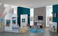 Обзавеждане за детска стая с мебели от масив