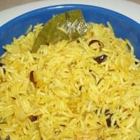 Ориз с куркума (гарнитура)