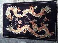 Особености на китайските ръчни килими