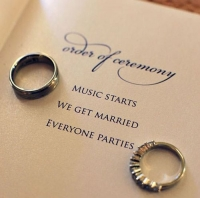Отживелица ли са традиционните сватбените покани?