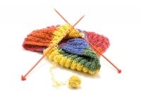 Плетене на краища и завършване на плетка