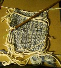 Плетене с дълга кука