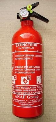 Пожарогасители – класификация за САЩ