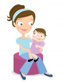 Помощ за майката в първите седмици след раждането