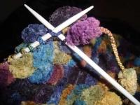 Правене на пискюли и помпони и поправи на плетива