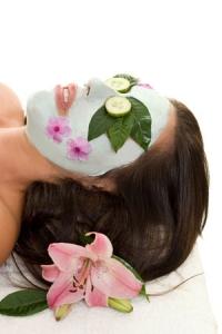 Приложение на билките в козметиката