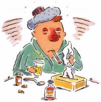 Простудни заболявания и тяхното лечение