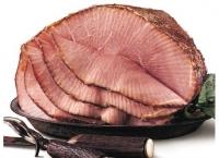 Пушена шунка от свинска плешка