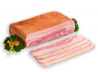 Пушено-варена свинска сланина