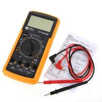 Ръководство как да използваме измервателни уреди тип волтметър у дома