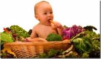 Съставки на храната необходими на бебето