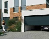 Секционни врати за гараж – красивата идея