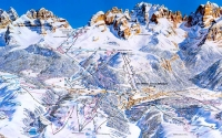 Ски в Италия