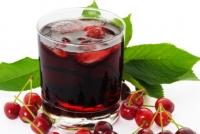 Сок от череши и вишни