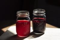 Сок от малини и къпини