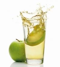 Сок от ябълки