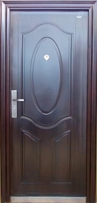 Входната метална врата - образеца на вашия дом