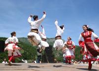 Видове народни танци
